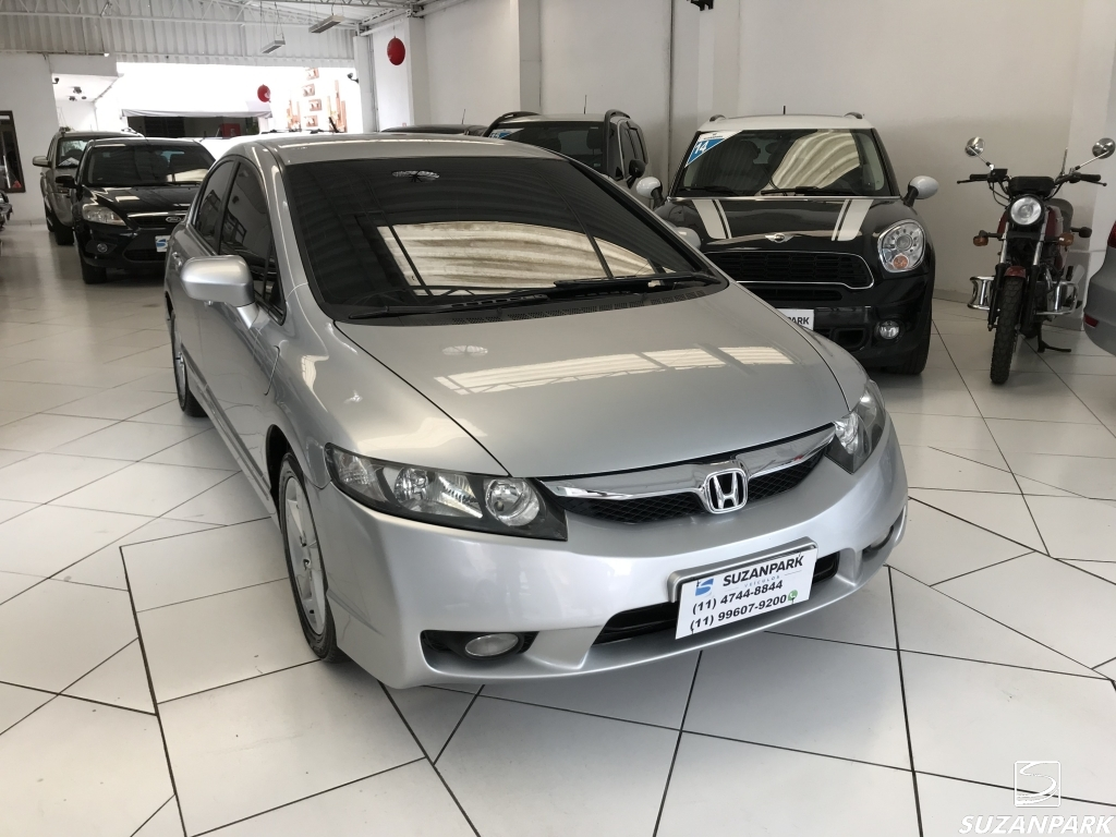 HONDA CIVIC LXS 1.8