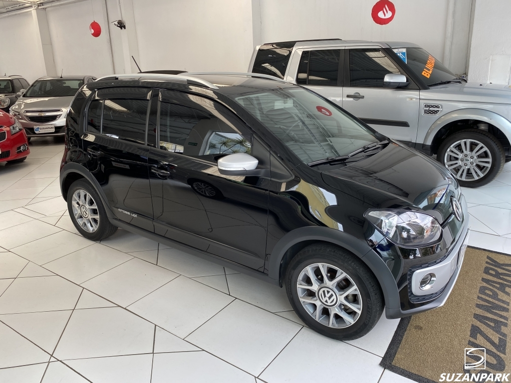 VW UP CROSS
