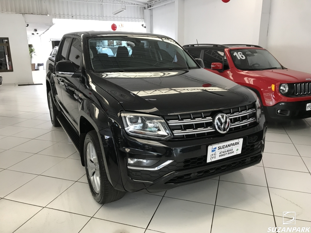 VW AMAROK  HIGHLINE 4X4