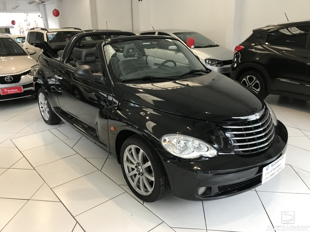 CHRYSLER PT CRUISER  CABRIO 2.4