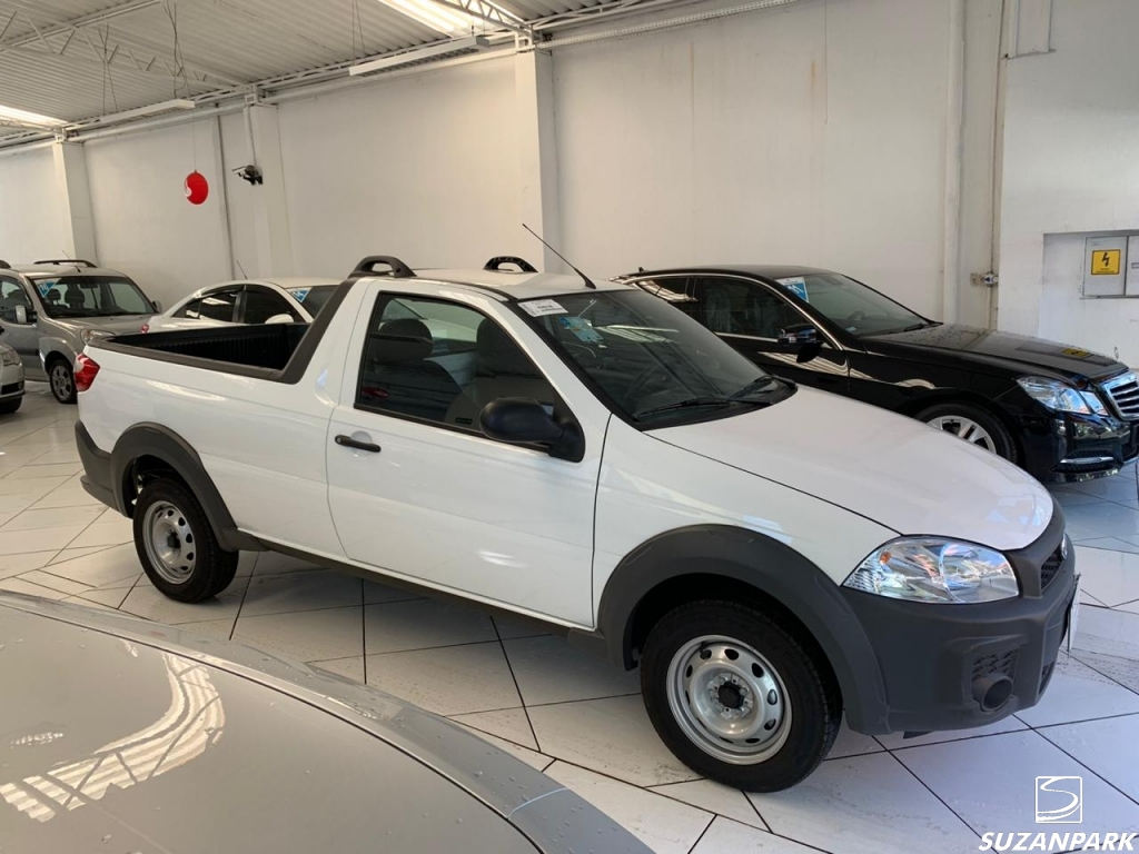 FIAT STRADA HARD WORK CS