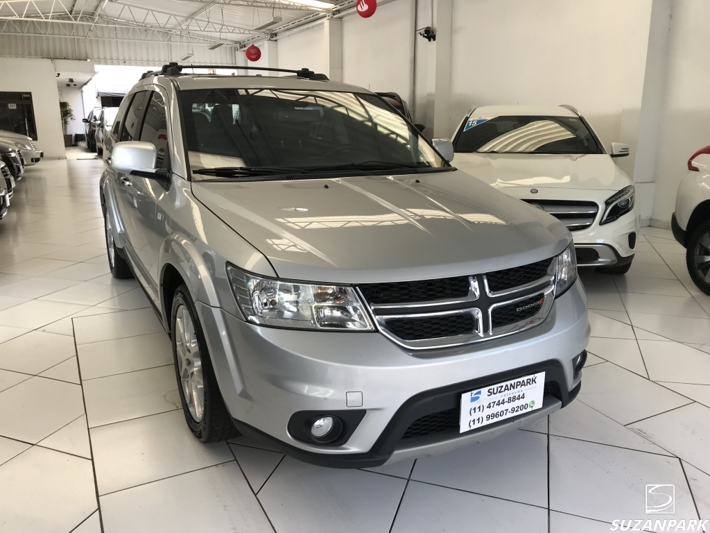 DODGE JOURNEY RT 3.6 BLINDADO